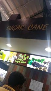 sugar cane - traditions
