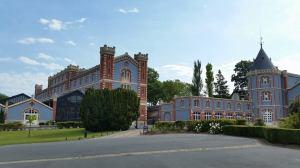 pommery facade