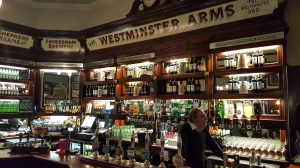 westminster arms